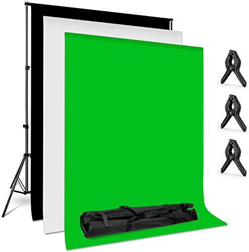 Amzdeal Photography Backdrop Stand