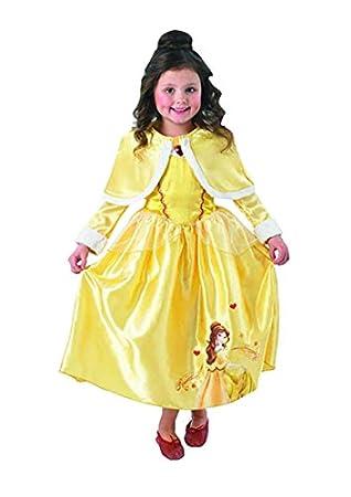 Rubies - Disfraz de Princesa Disney Belle, Invierno en Wonderland ...