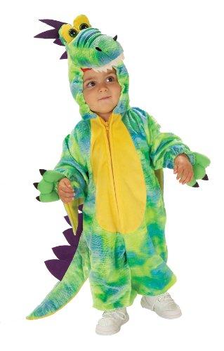 [Forum Novelties Plush Cuddlee Dragonsaurus, Toddler Size] (Halloween Costumes 36 Months)