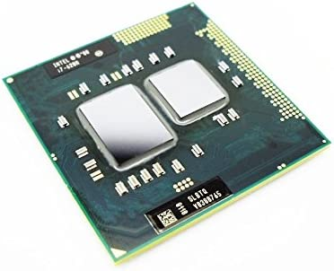 CPU 4M Cache, 2.66 GHz Intel Core i7-620M Processor