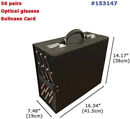 Foldable Glasses Case PU Sunglasses Box Student Portable Simple Glasses Storage Container