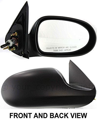 06 nissan passenger side mirror - 8