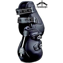 VEREDUS Pro-Jump Fetlock Boots Large Black