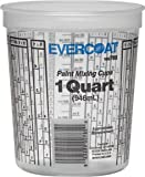Fibre Glass-Evercoat FIB-785 Quart Paint Mixing Cups
