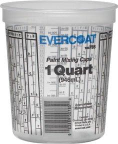 Fibre Glass-Evercoat FIB-785 Quart Paint Mixing Cups