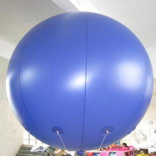 2 m PVC Werbung aufblasbarer Riesen Ballon