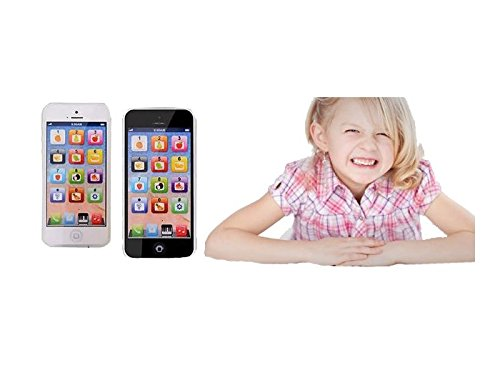 GF Pro Children's Toy Iphone Mobile Phone Educational Gift Prize for Kids Children (B01A5Y5O8I)