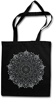 MANDALA I Bolsas de la compra reutilizables – Budismo Hinduismo Inde Yantra Hinduism: Amazon.es: Hogar