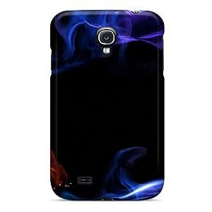 Cynthaskey VgDUnMb2346UYzMT Case Cover Skin For Galaxy S4 (burning)