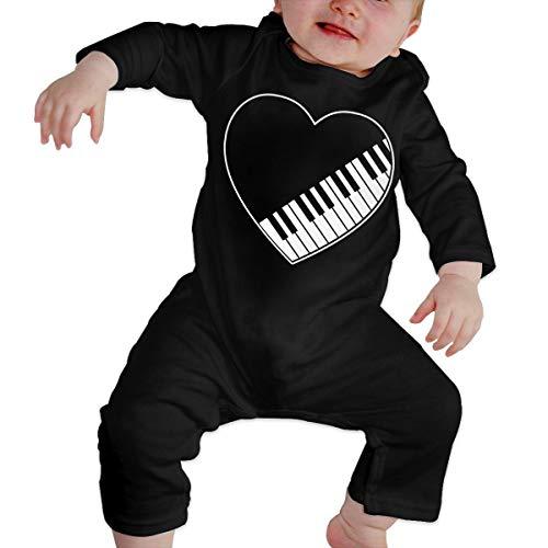 U99oi-9 Long Sleeve Cotton Bodysuit for Baby Boys