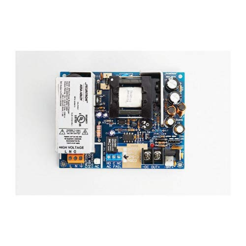 Power Supply, Power Dist. Board, 14in - Power Supply Monitor Securitron
