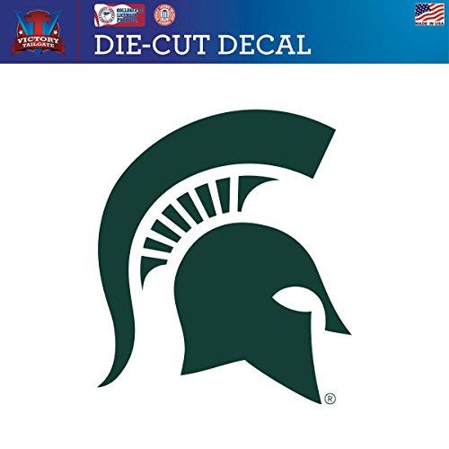 Michigan State University Spartans Die-Cut Vinyl Decal