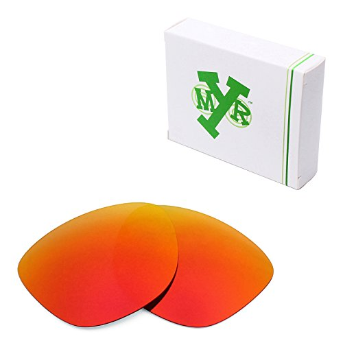 Mryok Polarized Replacement Lenses for Oakley Frogskins LX - Fire - Polarized Lx