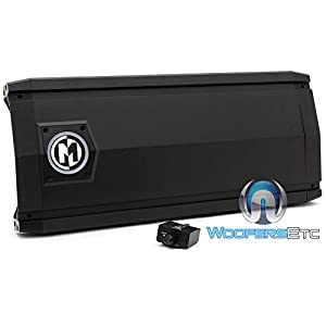 Memphis Audio 16MJ12200 2200W Mojo Amplifier