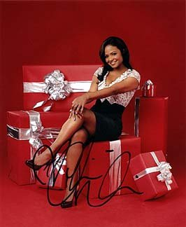 CHRISTINA MILIAN 8x10 Celebrity Photo Signed In-Person (Christina Milian Best Of)