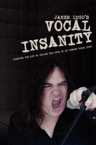 James Lugo's Vocal Insanity