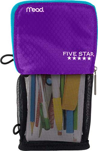 Five Star Stand N Store - Pencil Pouch-Cases]()