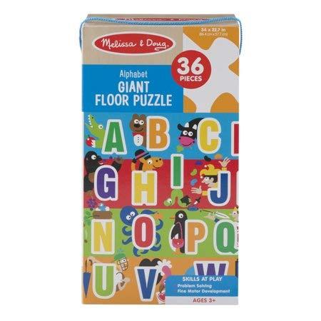 Alphabet Giant Floor Mat