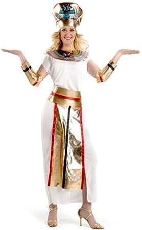 Desconocido Disfraz de egipcia para mujer: Amazon.es: Juguetes y ...