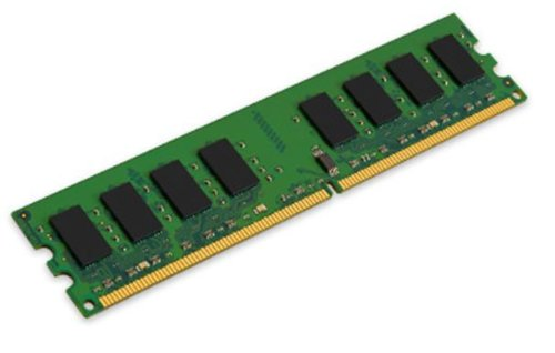 Kingston Technology 1 GB DDR2 Cl6 DIMM Memory 2 800 MHz (PC2 6400) 240-Pin SDRAM Single (Not a kit) KTD-DM8400C6/1G
