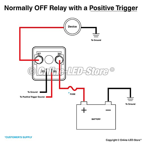 perfect 4 terminal relay composition everything you need to know rh ferryboat us G8va-1A4t-R01 Relay Diagram 4 Pin Relay Wiring Diagram