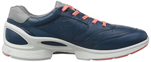 59278 Biom Ladies Donna Scarpe sea coral Port Sportive Outdoor Evo Ecco Blu Trainer BdAU6n7qwq