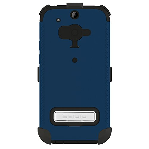SEIDIO Convert Case with Metal Kickstand and Holster Comb...