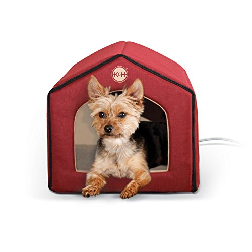 Manufacturing Thermo Indoor Pet House Red product image