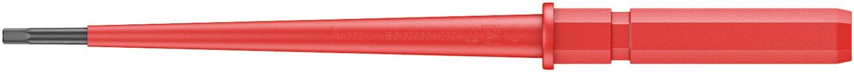 TX 25 x 154 mm 0 W Wera 0007663550170 Recambio de destornillador 0 V I