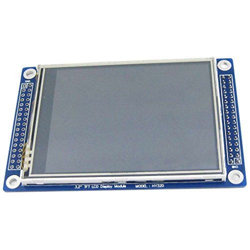 Arichtop 3.2 Inch 320x240 Touch Screen Graphic Modules TFT LCD Control Chip ILI9325 Display Module (Lcd Graphic Modules)