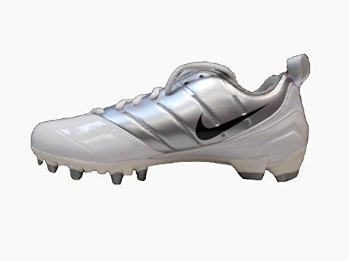 Nike Vapor Carbon Elite TD Herren Fußballschuh Weißsilber