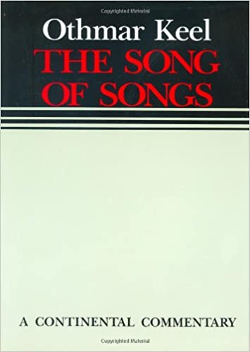 The Song of Songs [Song of Solomon] (Continental Commentary Series)