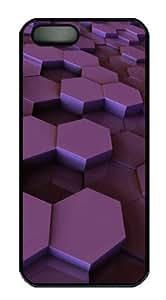 3D box Polycarbonate Hard For SamSung Galaxy S5 Mini Phone Case Cover Black