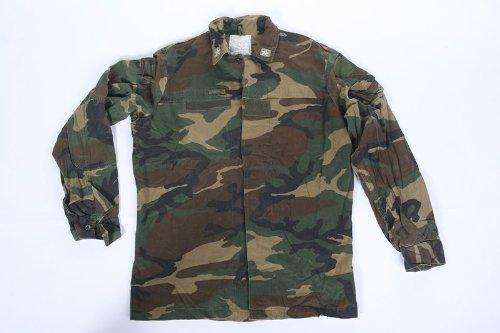 Fratelliditalia Camicia militare uomo mimetica policroma esercito italiano originale