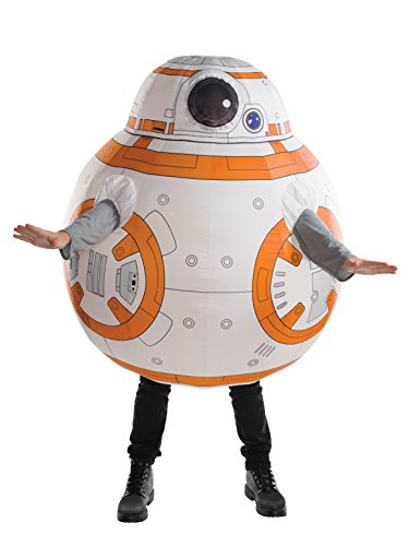 Rubie's Men's BB-8, Multi Colored, One Size]()