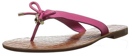 Kate Spade New York Women's Charles Flat Sandal Deep Pink U88Z6mp4w5