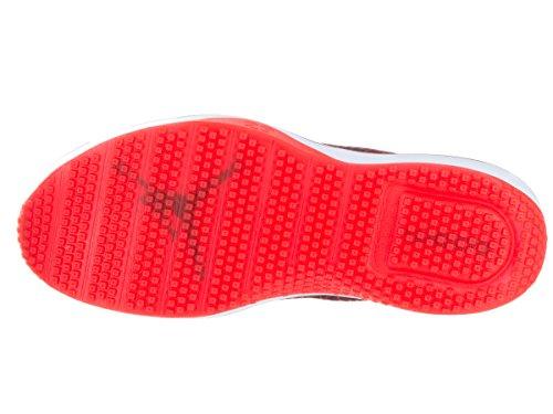 Jordan Nike Herren Trainer 1 Niedrig Nacht Kastanienbraun / Infrarot 23
