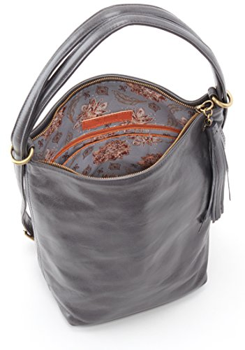 Shoulder Supersoft Graphite HOBO Bag Blaze Convertible nvw4t0