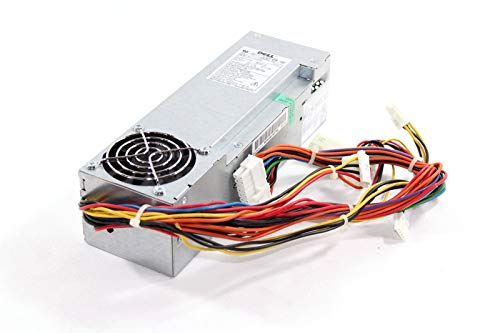 Genuine Dell 160w Power Supply PSU for Optiplex GX60, GX240, GX260, GX270, Dimension 4500C and Dimension 4600C SFF Small Form Factor Systems Identical Part Numbers: P2721, 3Y147, 3N200, P0813 7E220 Identical Model Numbers: HP-L161NF3P, PS-5161-7D, PS-5161-1D1, PS-5161-1D1S (Renewed)