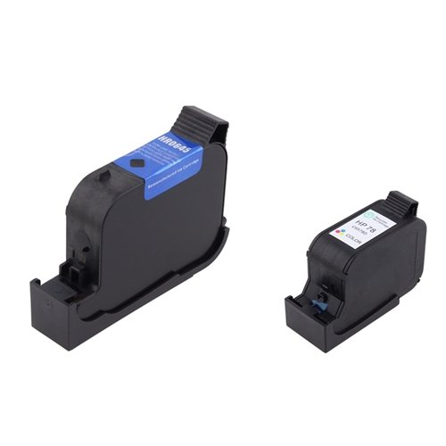2pk 45/78 Black + Color Ink Cartriadge Compatible for Hp Ink Cartridge 51645a 45 45a C6578dn C6578 78 6578 Combo ()