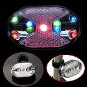 sécurité arrière LED avec mode imperméable haute Mont 6 l'eau à le 9 de de Phare Vélos qualité wPqzgOq