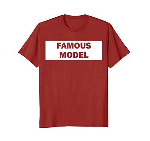 Famous Tee Shirts - Famous Model Funny T-shirt