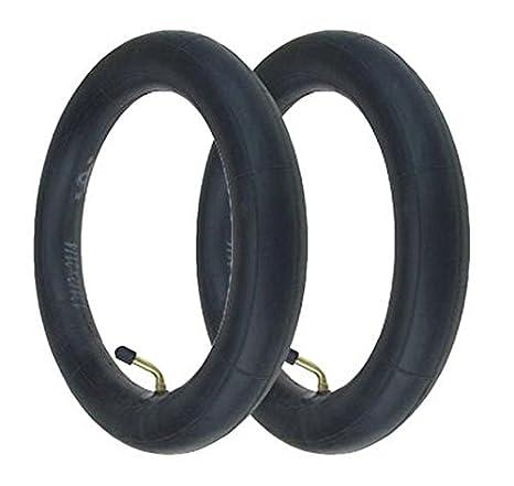 2 x nuevo paseo Bugaboo rana rueda delantera/trasera tubos interiores 12,5 pulgadas válvula de punta curva: Amazon.es: Bebé