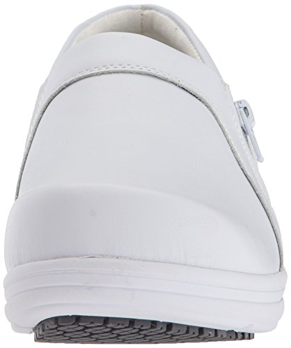 Easy Works Women's Bentley Health Care Professional Shoe, White, 8.5 M US by Easy Works (Image #4)