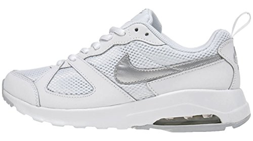 NIKE Wmns Nike Air Max Muse - Calzado de deporte de material sintético mujer Blanco