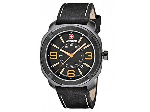 Wenger Watches Men's Escort Watch (Black)