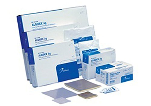 DSS ALGIDEX Ag Silver Alginate Wound Dressing (4''x4'') by AliMed