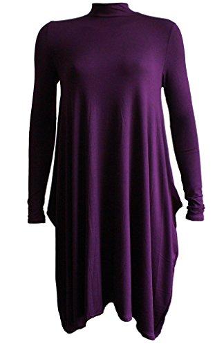 Re Tech UK - Vestido - para mujer morado