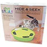 Penn-Plax Hide and Seek Electronic Mousehunt