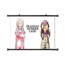 Deadman Wonderland Anime Fabric Wall Scroll Poster (32x20) inches